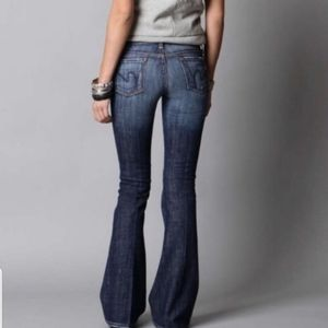 CoH Ingrid #002 Stretch Low Waist Flare Jeans